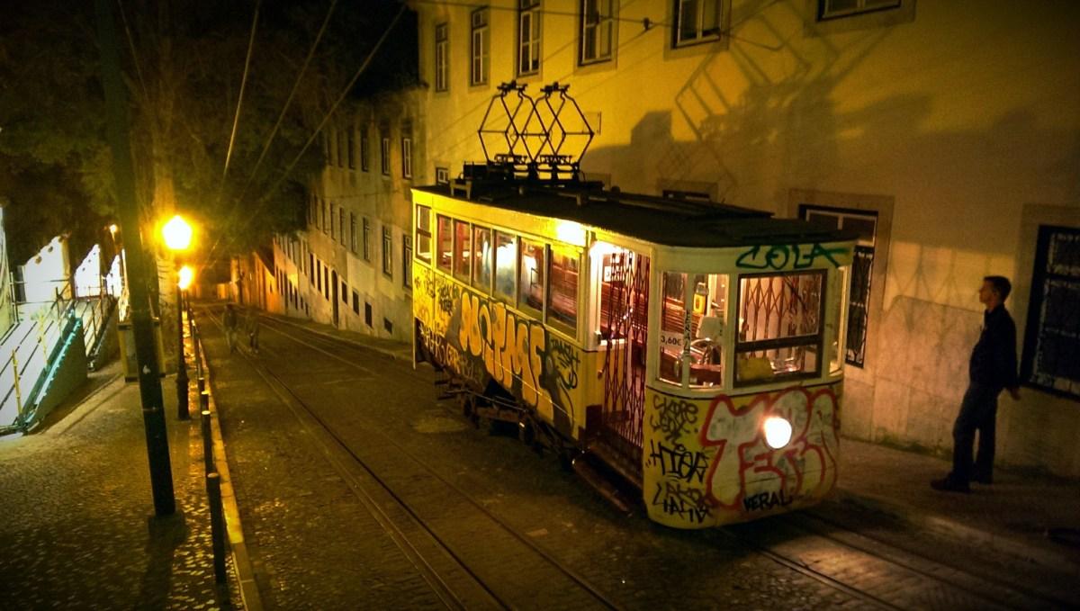Une escapade à Lisbonne