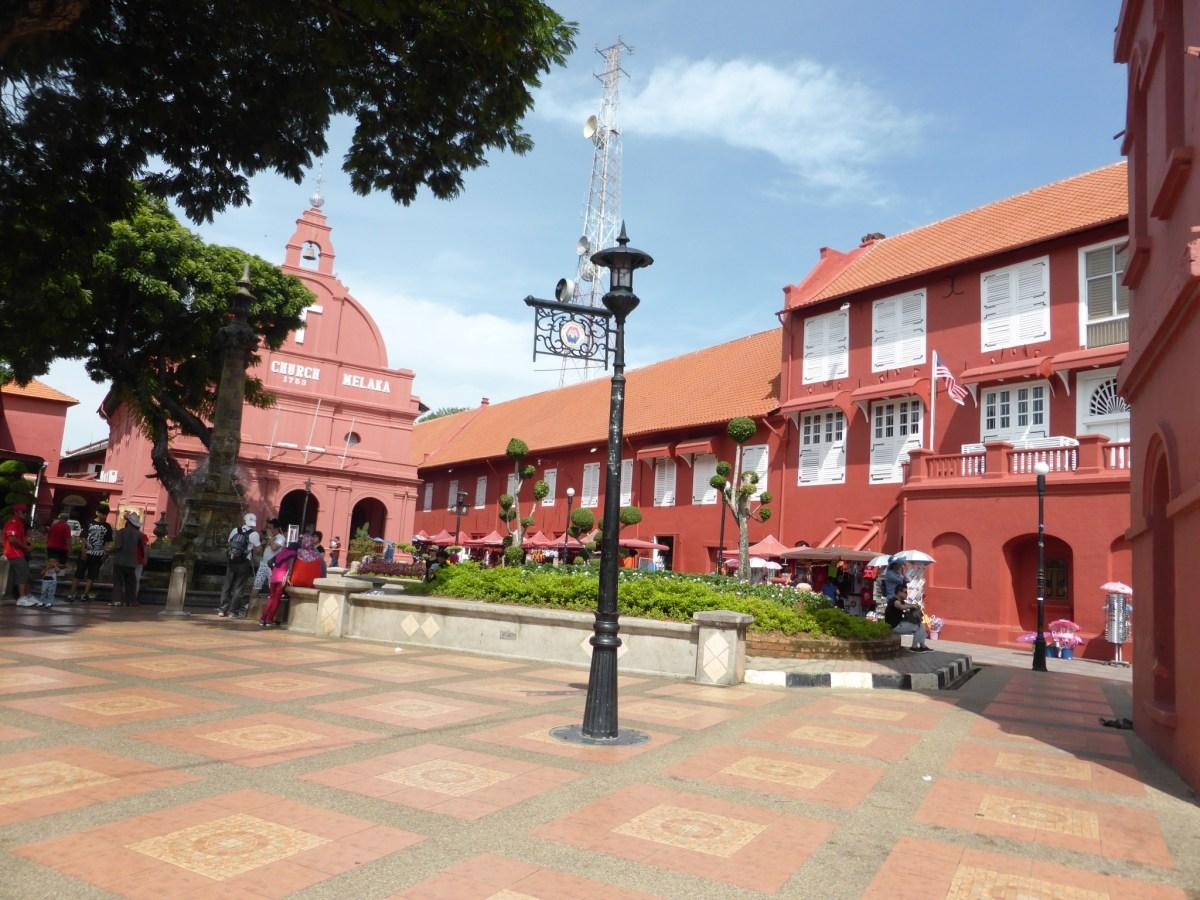 Malacca, une ville perdue dans le temps