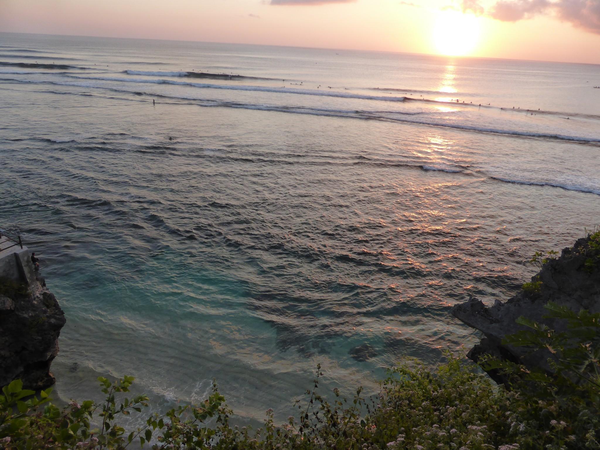 Uluwatu Beach - Blue Point Beach