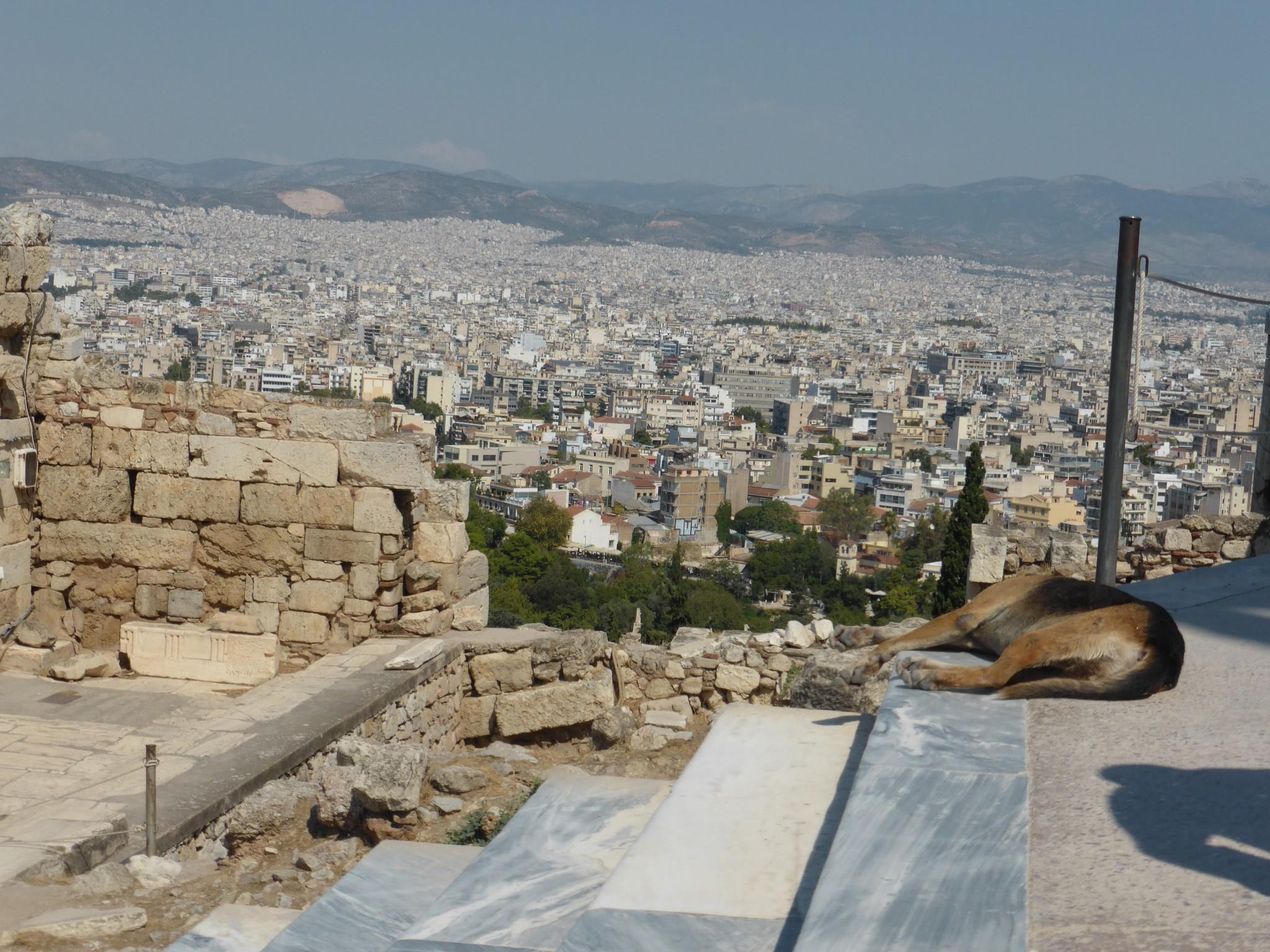 Athènes Odéon Hérode Atticus