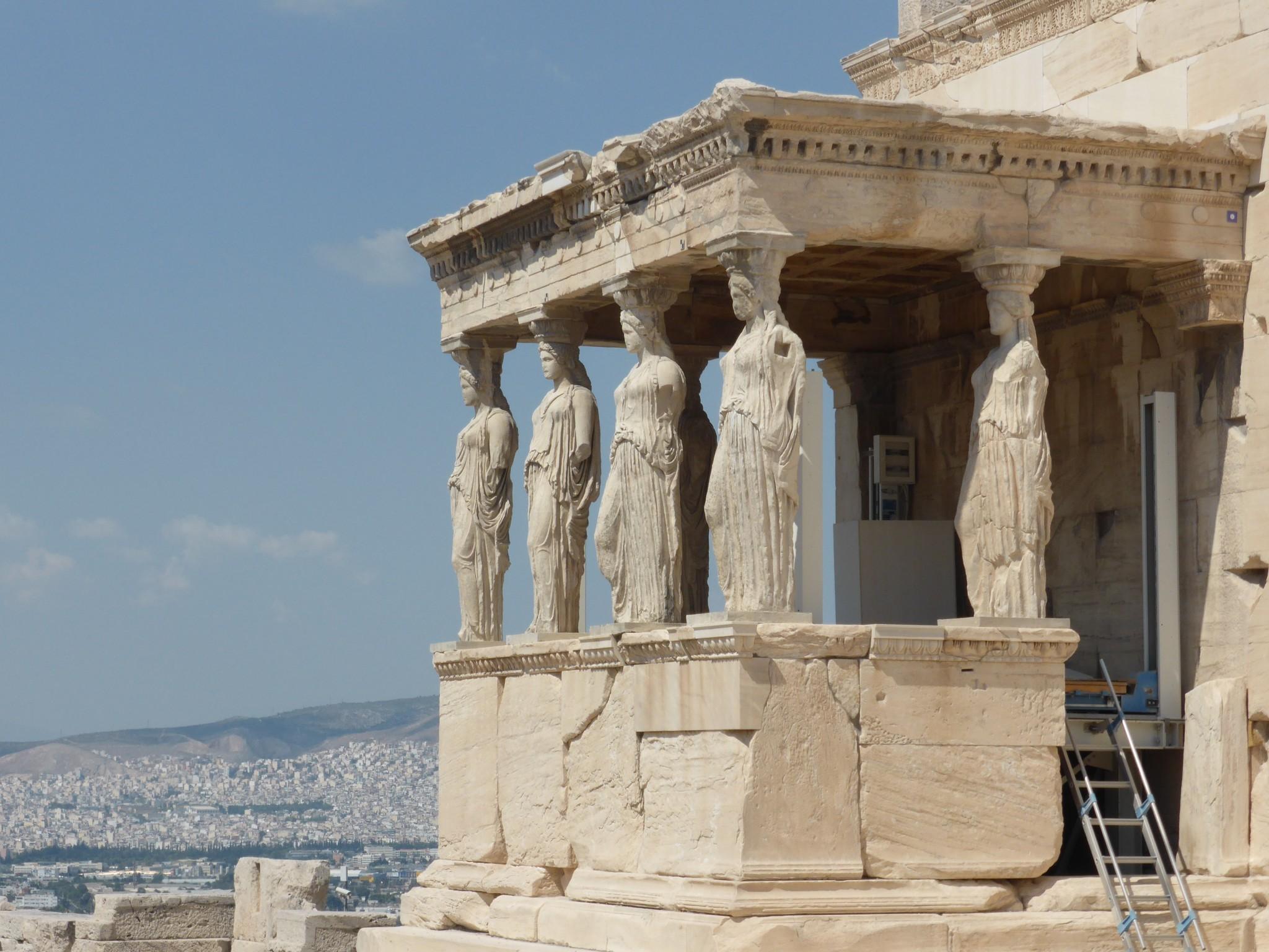 Athenes Erechthéoin