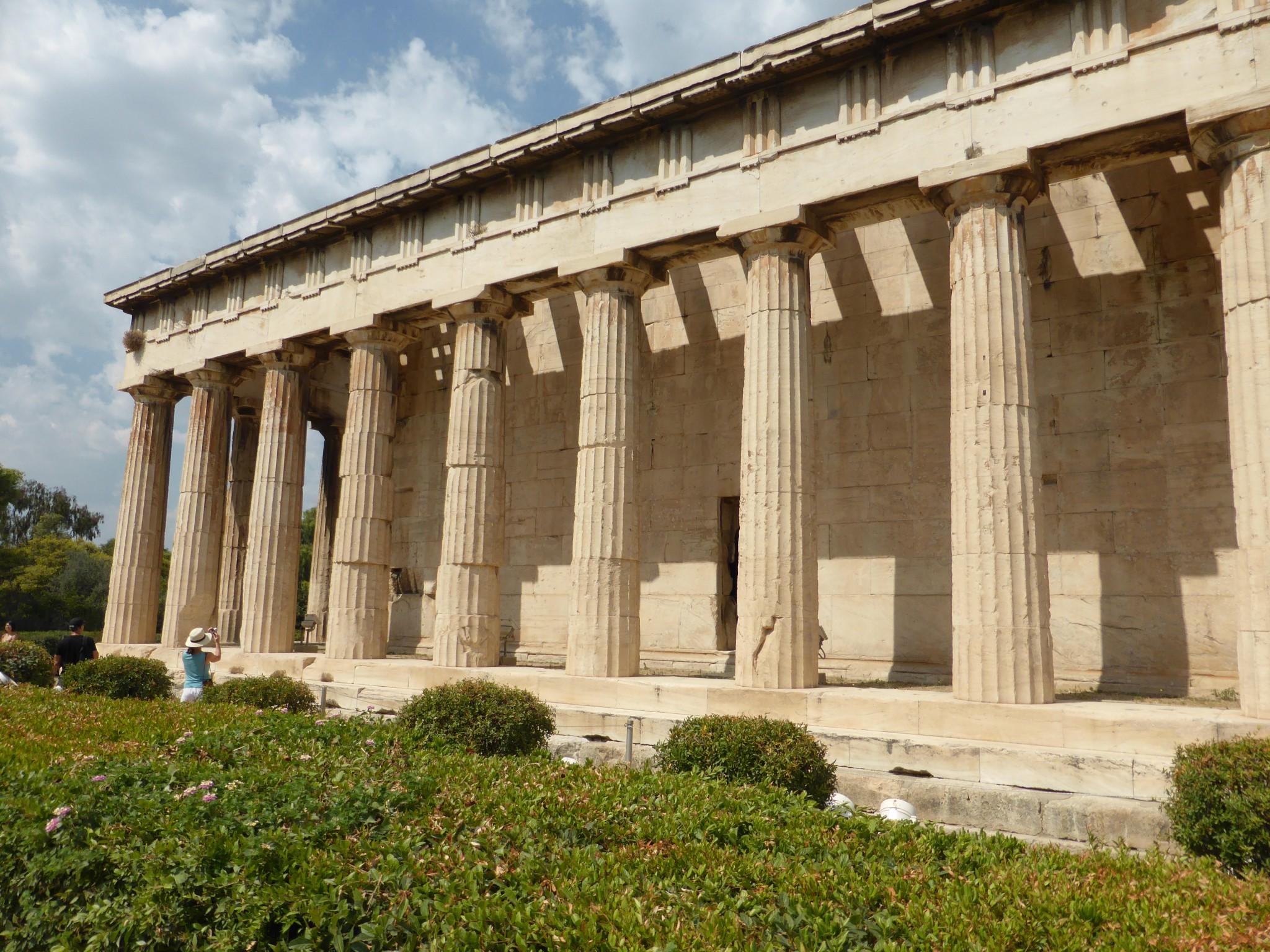 Athènes Temple Hephaistos