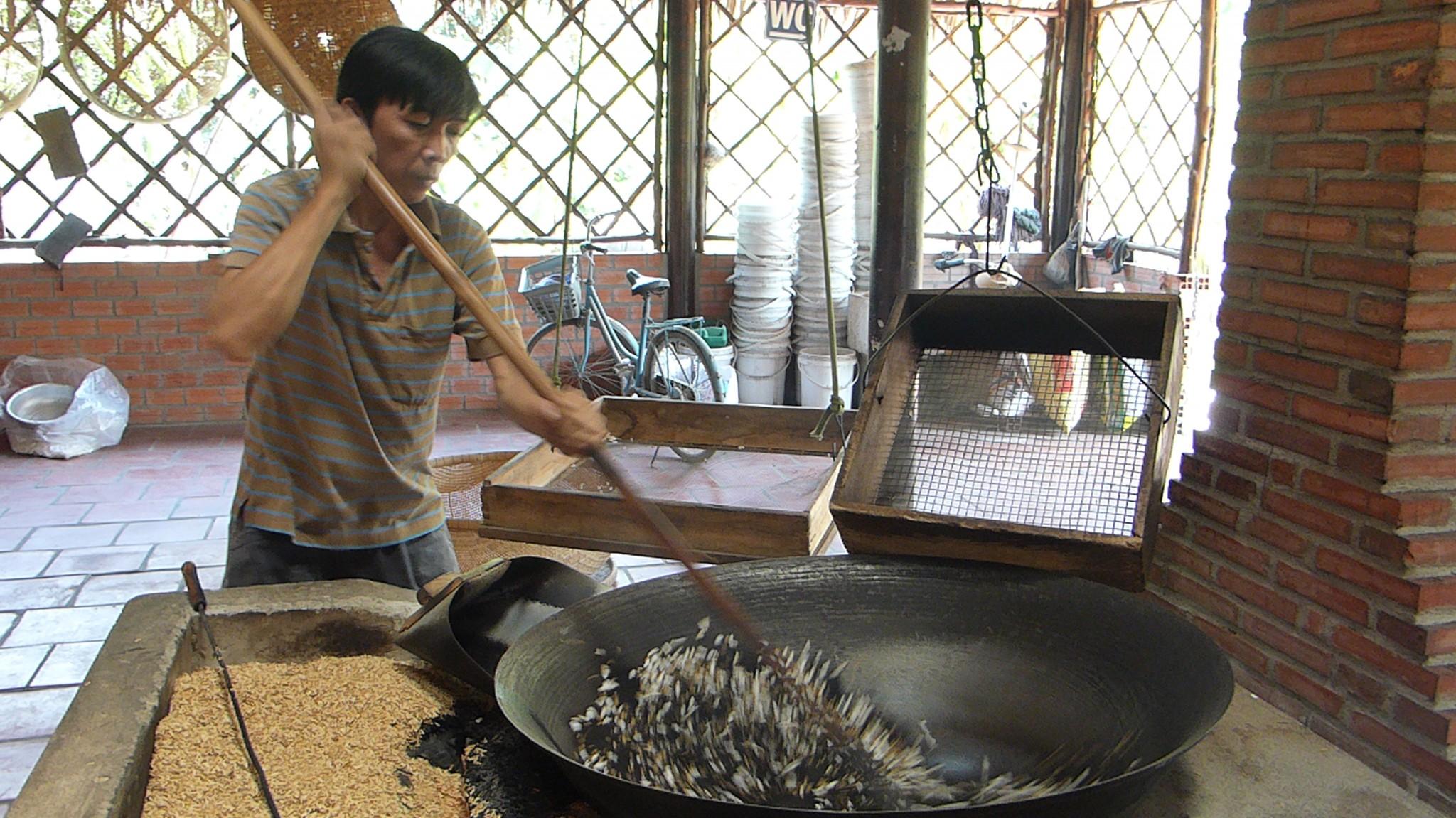 Pop Rice Mekong
