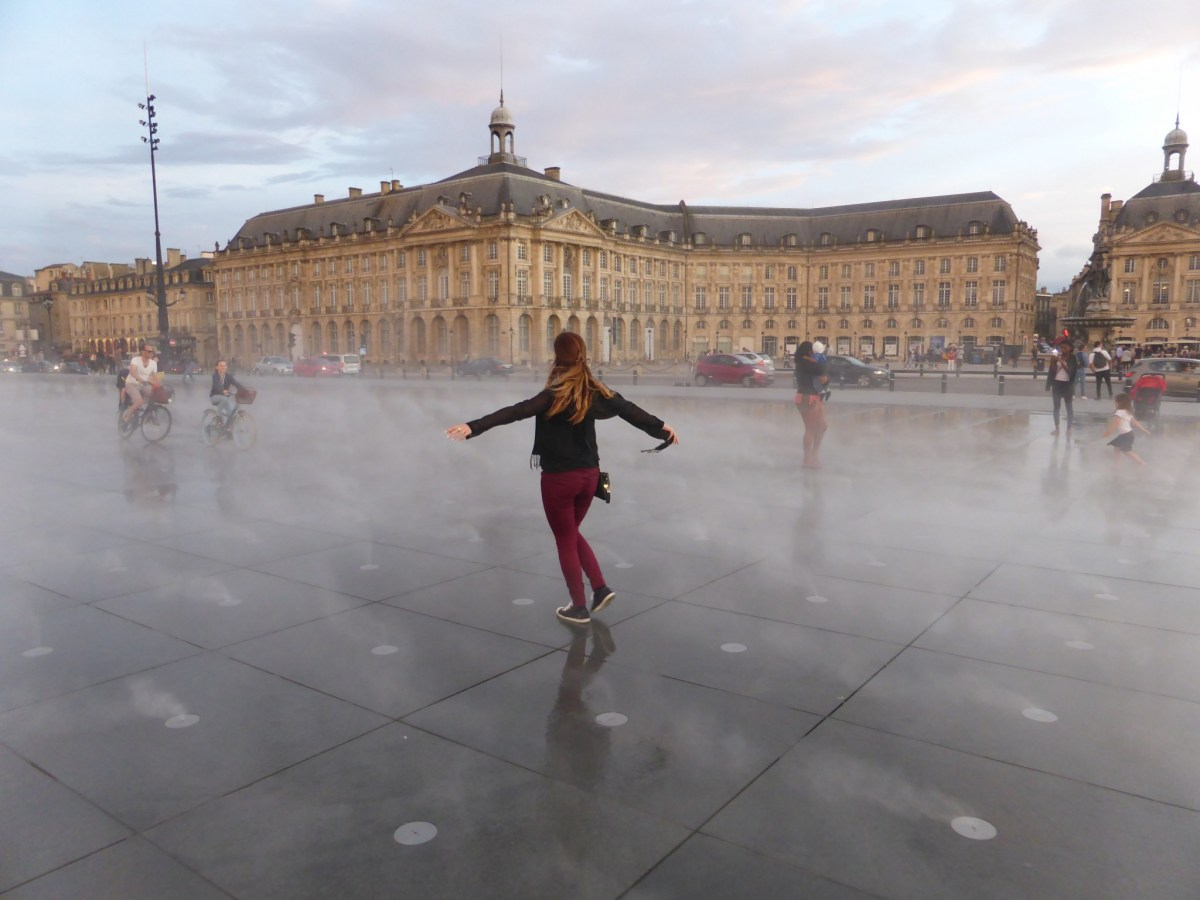 1 journée sur Bordeaux
