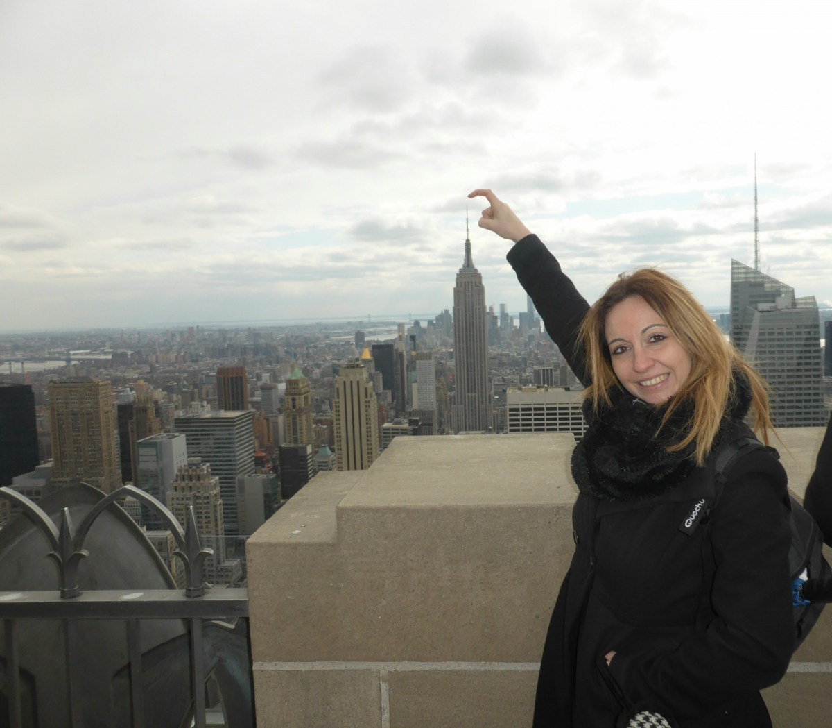 L'Empire State Building ou le Top of the Rock ?