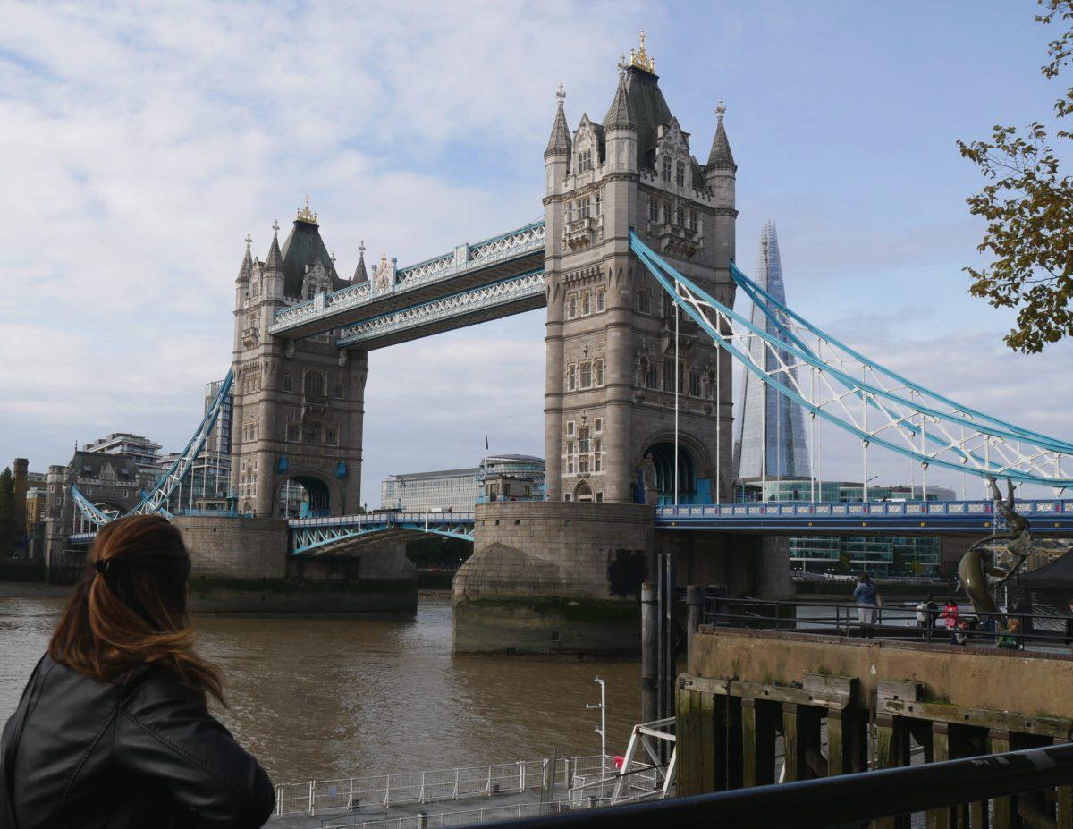 Un week-end à Londres