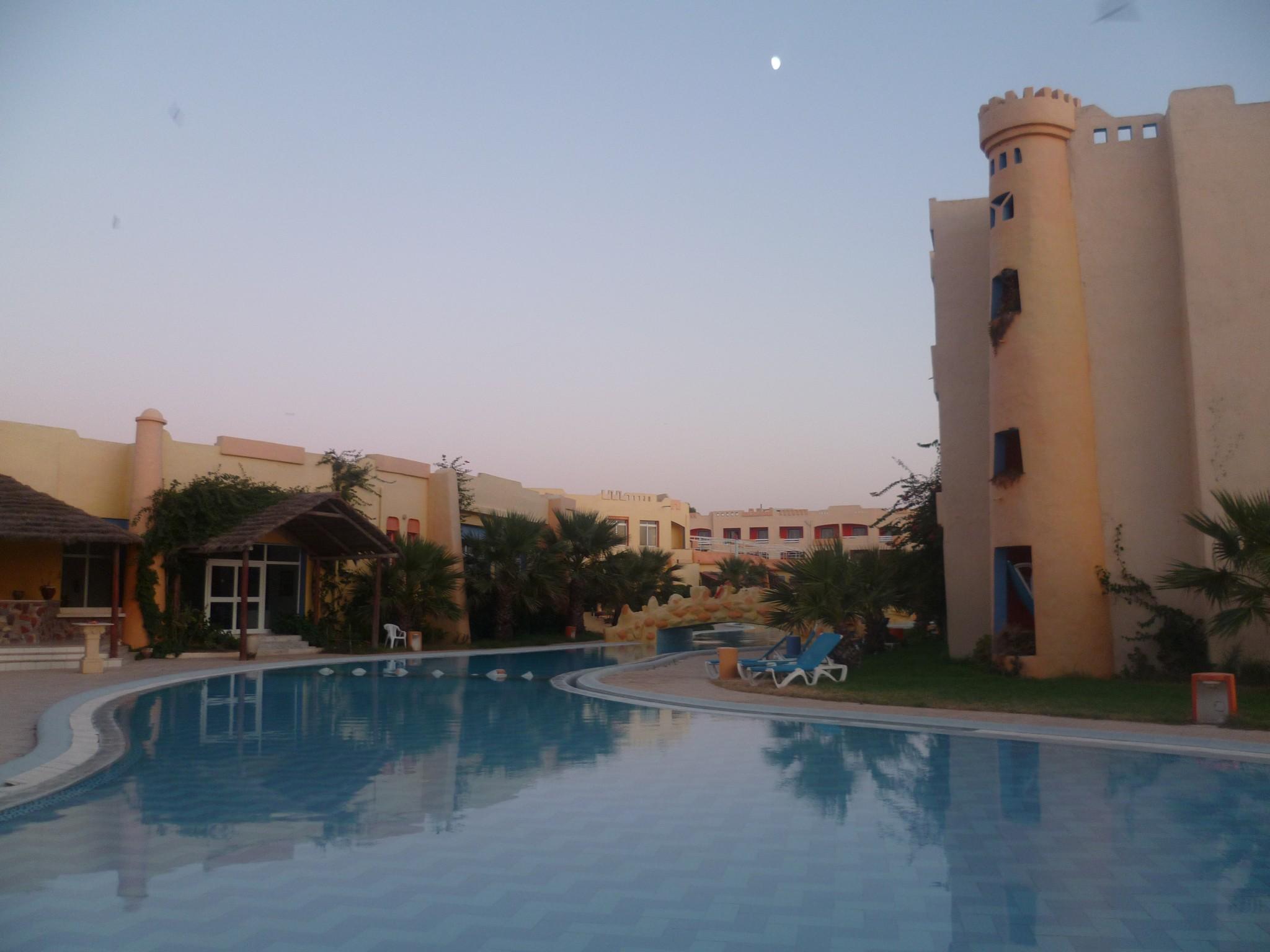 hotel beach azur