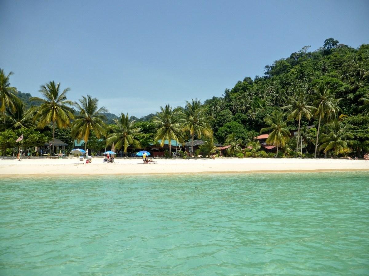 Le Code de Tioman Island