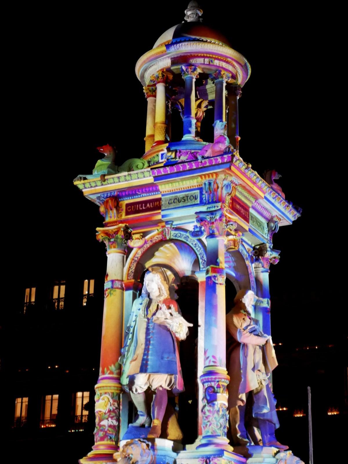 La Fête des Lumières de Lyon