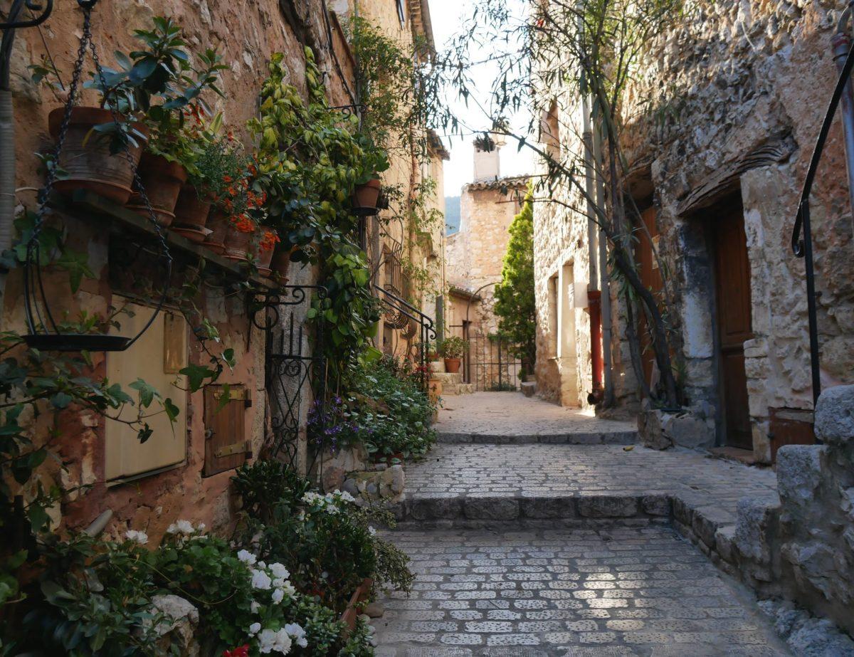 Les villages des Alpes Maritimes