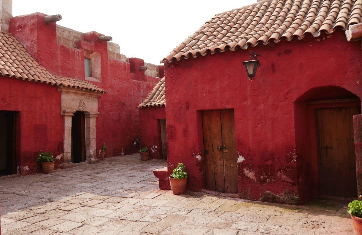 Arequipa, ville blanche ou ville colorée ?