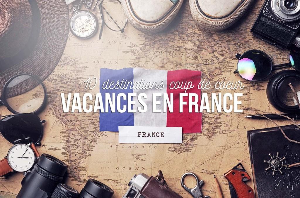Vacances en France