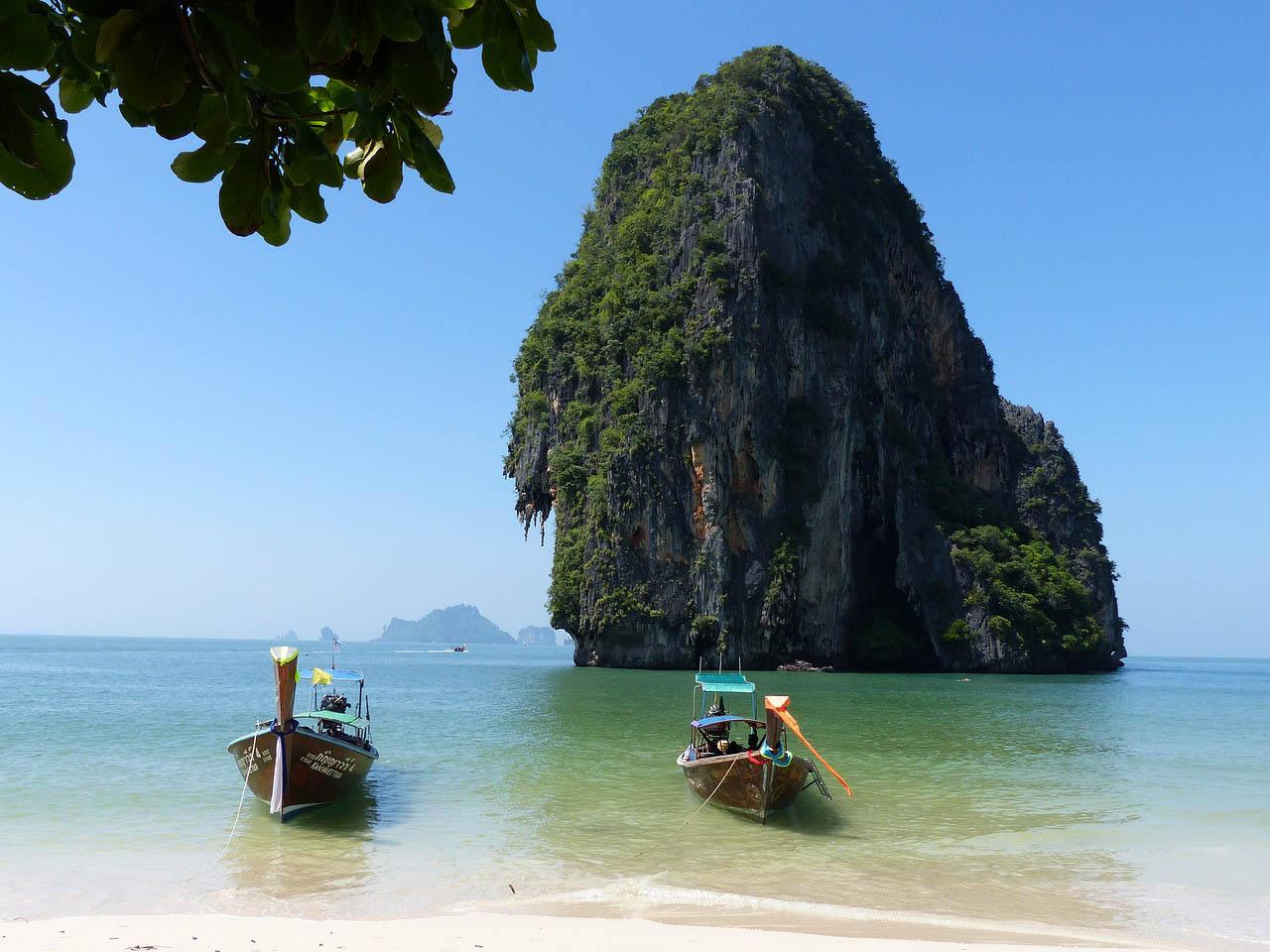 Paysages Thaïlande