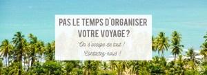Organisation de voyage