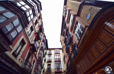 Vieille ville Bilbao