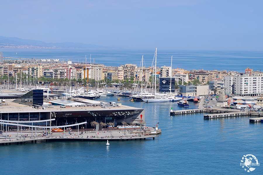 Port Vell Barcelone