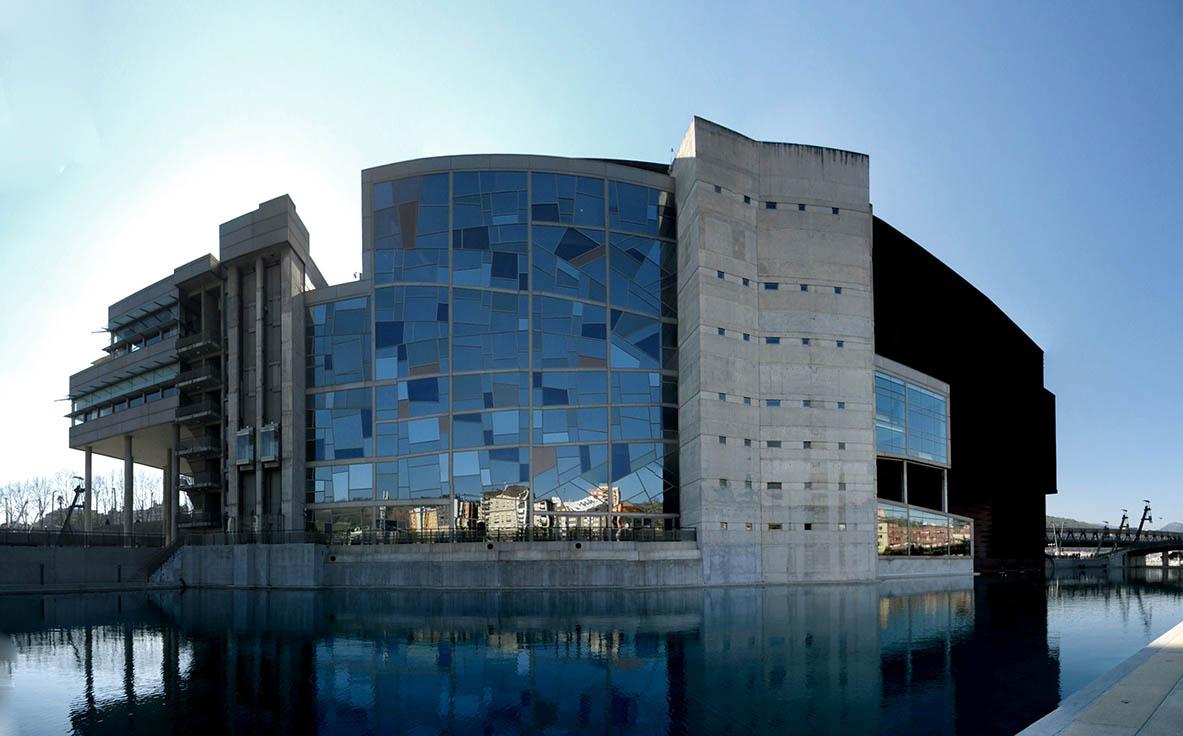 Palais congrès Bilbao