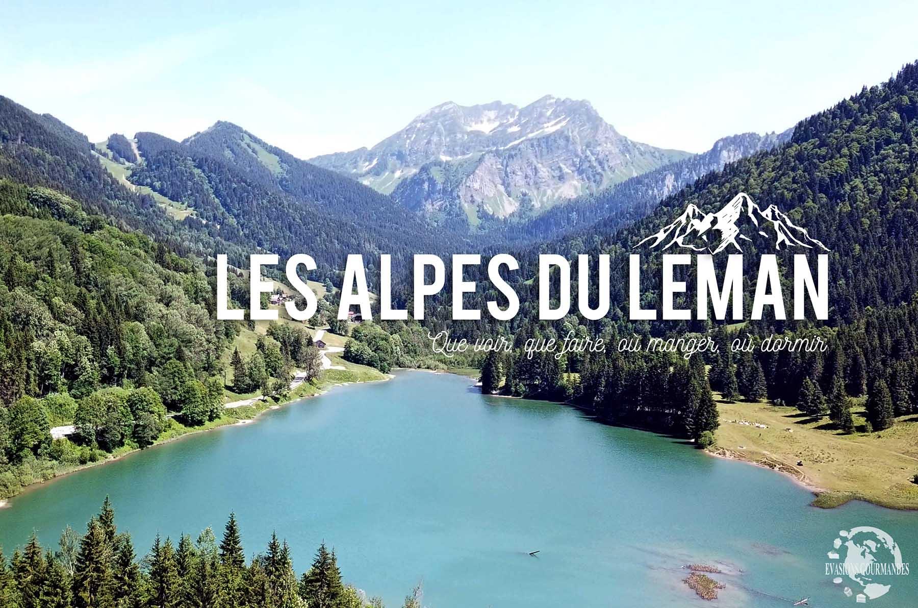Alpes du Léman