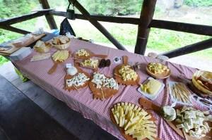 Balade gourmande Morgins