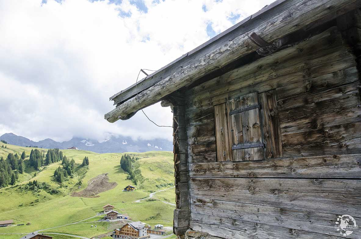 Chalet montagne