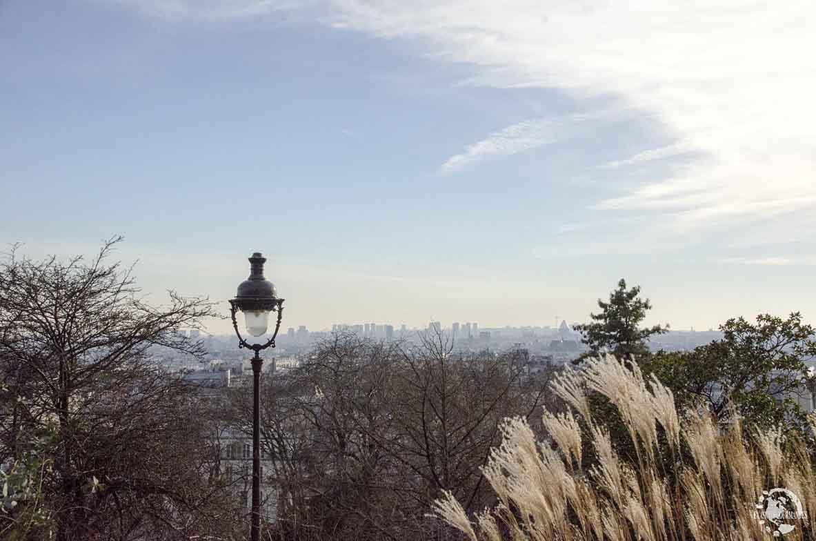 Vue Montmartre