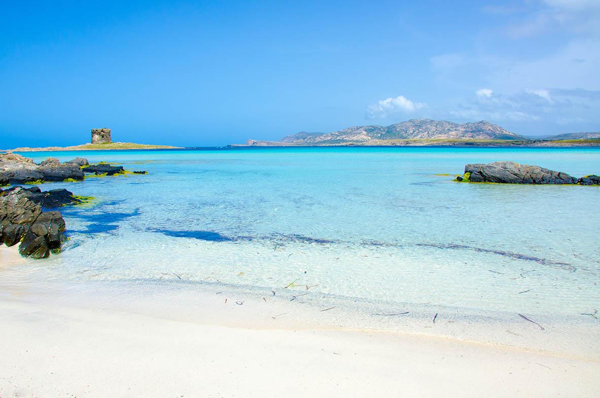 Plus belles plages de Sardaigne - La Pelosa
