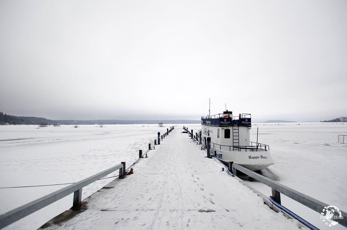 Lahti en hiver