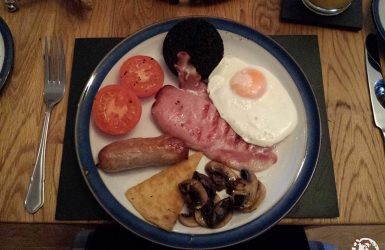 breakfast Scotland