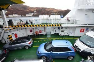 ferry île de Skye