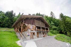 Hameau des Alpes