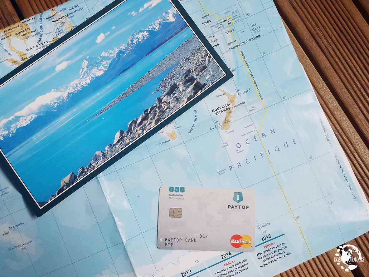 carte bancaire Paytop