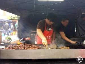 street food Nouvelle Zélande