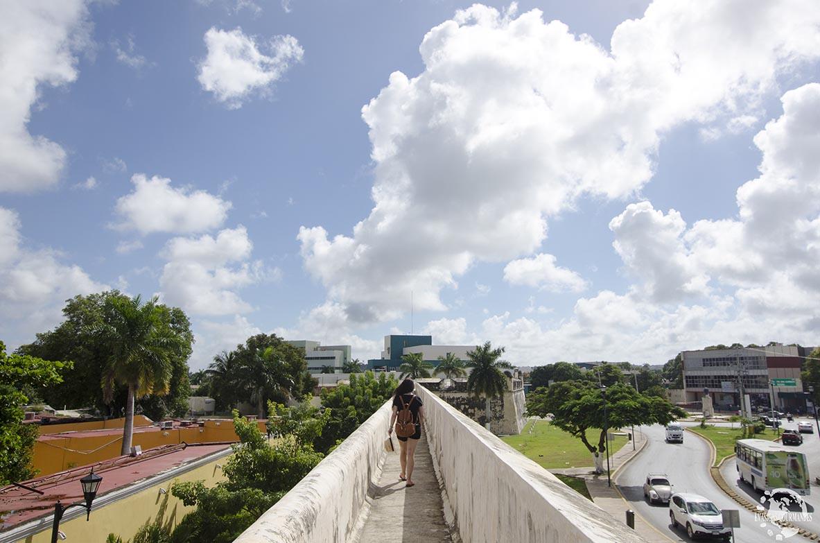 Remparts de Campeche