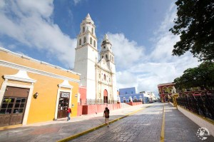 Cathedrale Campeche