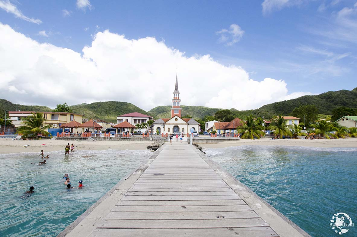 Bourg Anses d'Arlet