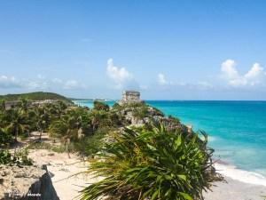 Tulum ruines - blog voyage