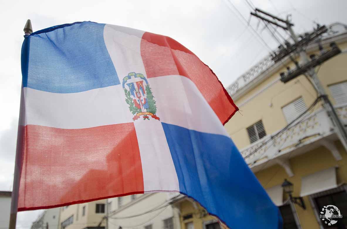 drapeau dominicain