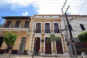 Saint Domingue quartier colonial