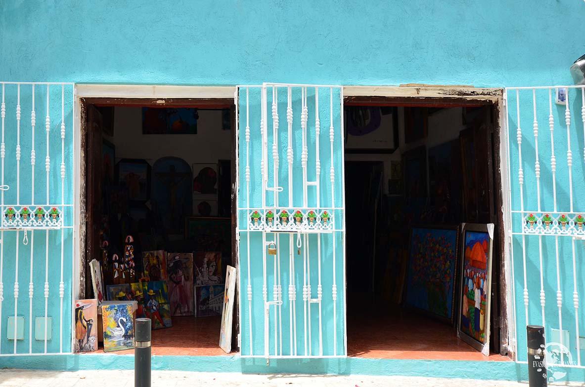 Saint Domingue quartier colonial