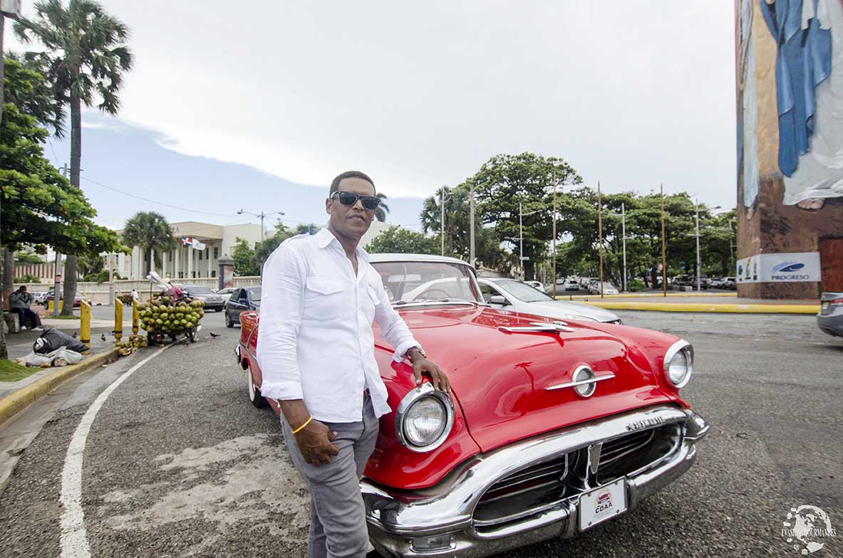 Vintage Tour Saint Domingue