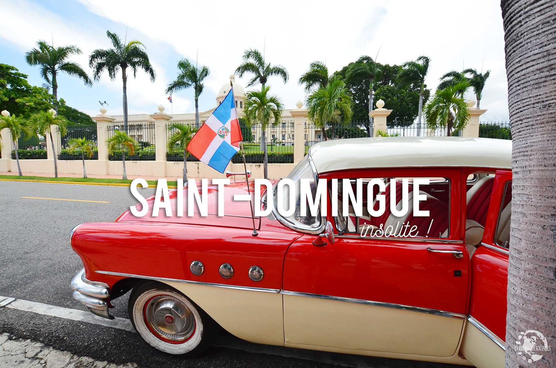 Saint Domingue blog