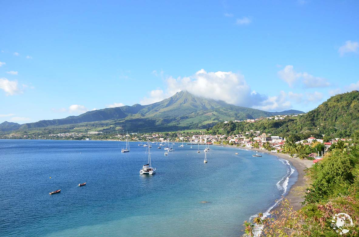 Saint-Pierre, Martinique
