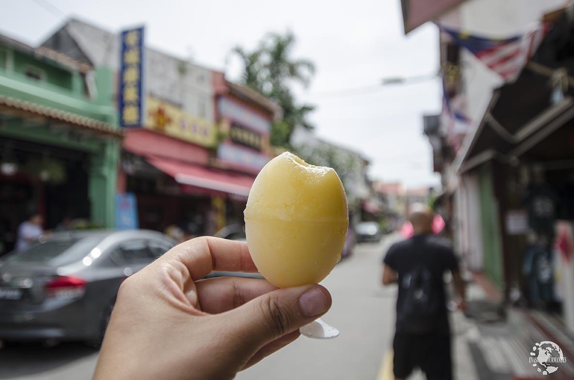 Malacca street food
