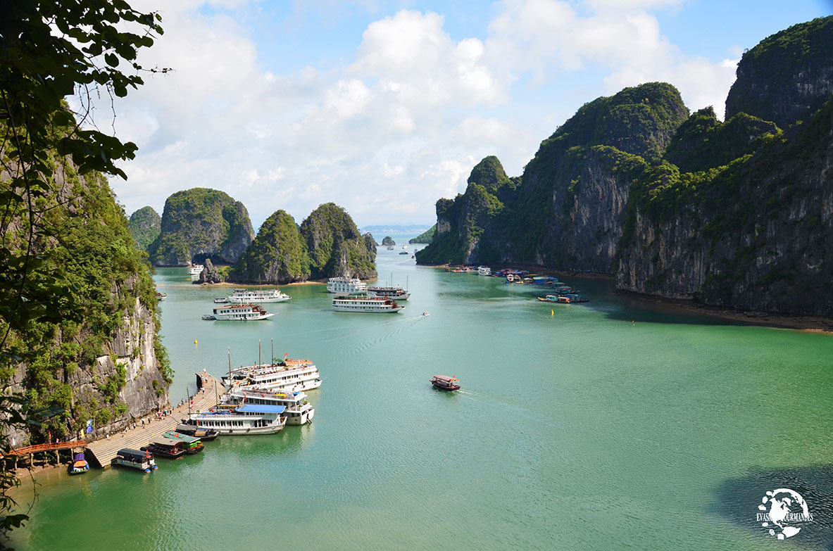 Visiter la Baie d'Ha Long