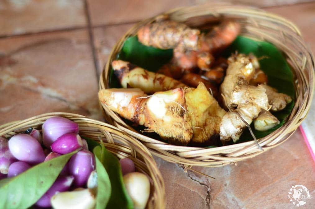 Cuisine Balinaise