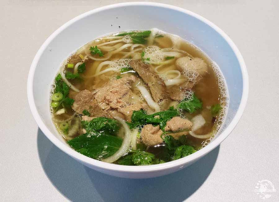 pho soupe traditionnelle