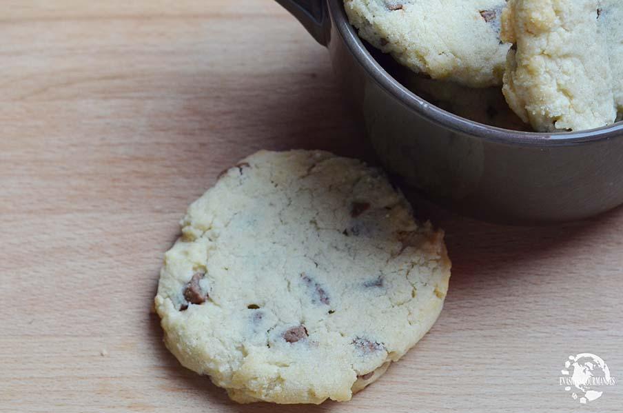 recette des cookies américains