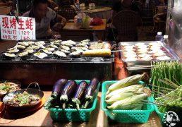 street food Chine