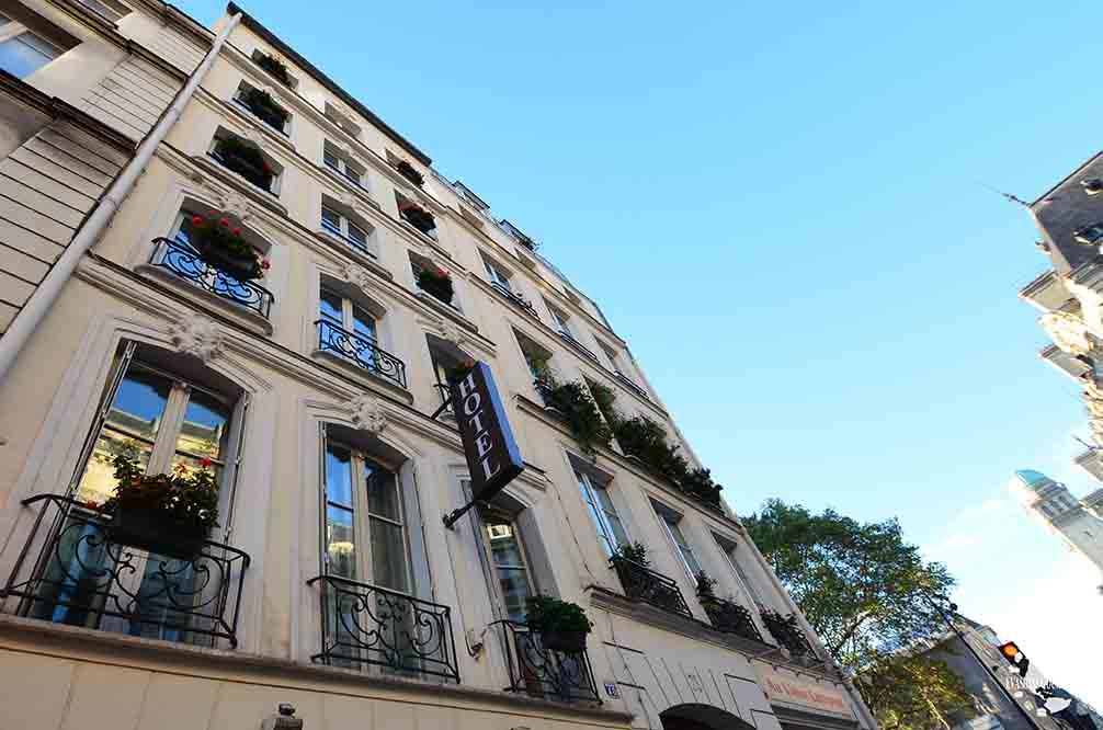 Hôtel Diana Quartier Latin de Paris