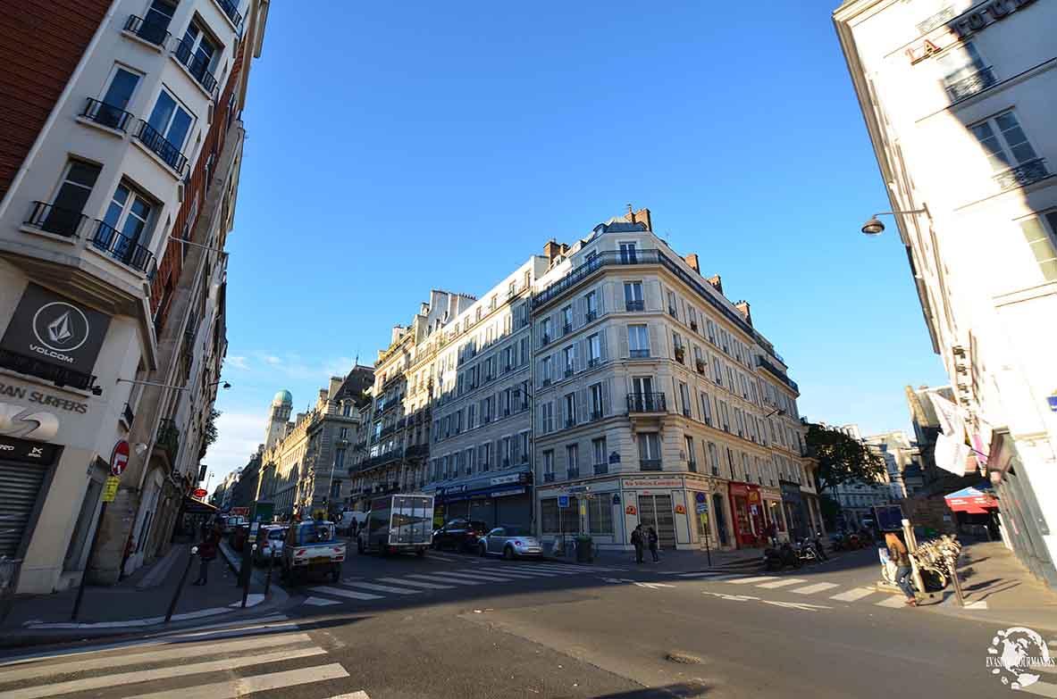 Quartier Latin de Paris